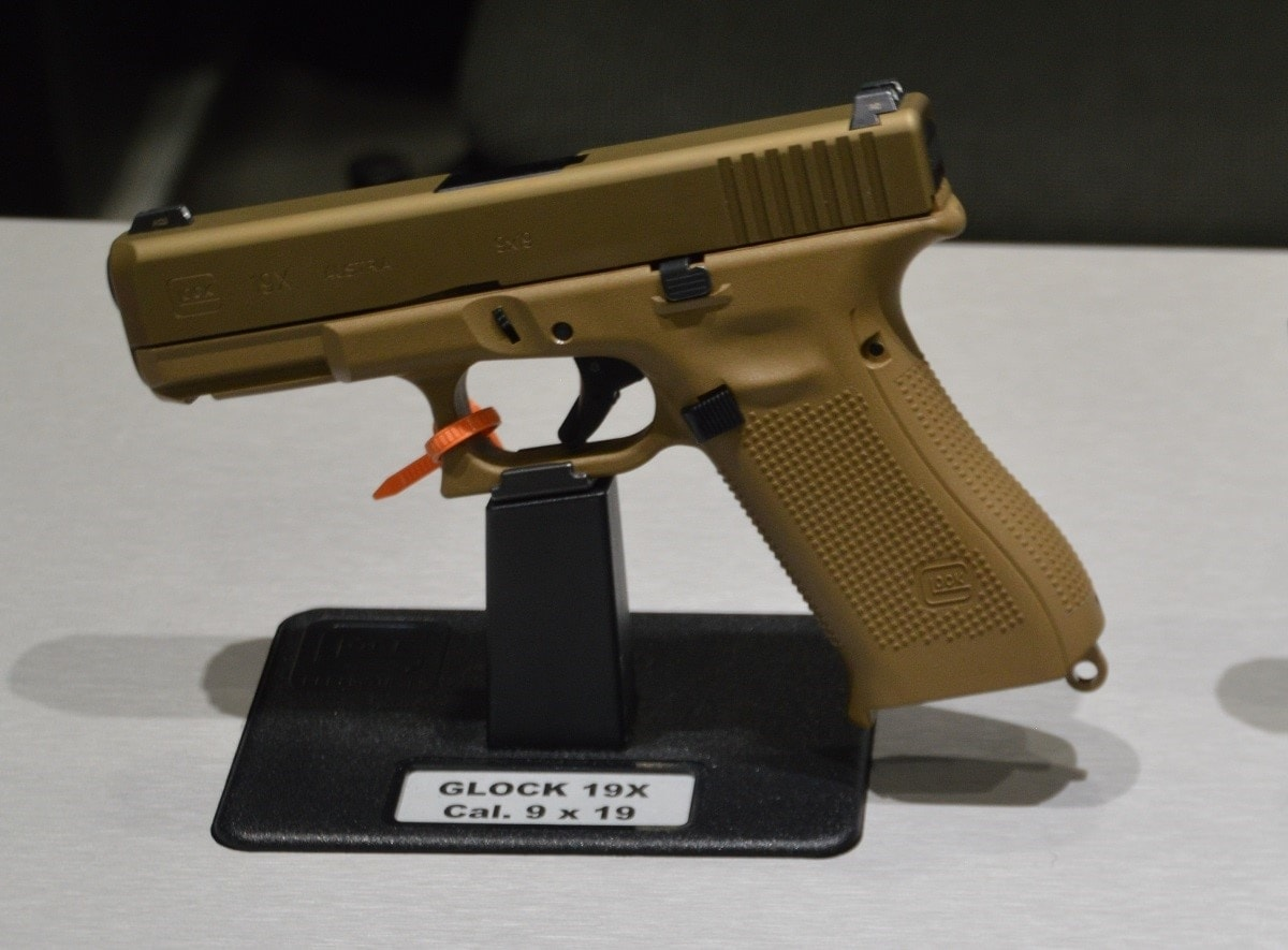 The Glock 19X arose from the ashes of the company's bid to be the Army's new handgun, and, though not popular with everyone, drew a lot of attention (Photos: Chris Eger/Guns.com)