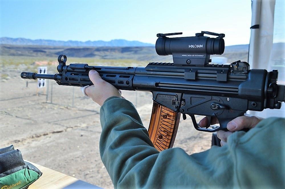 Z43P in 5.56mm