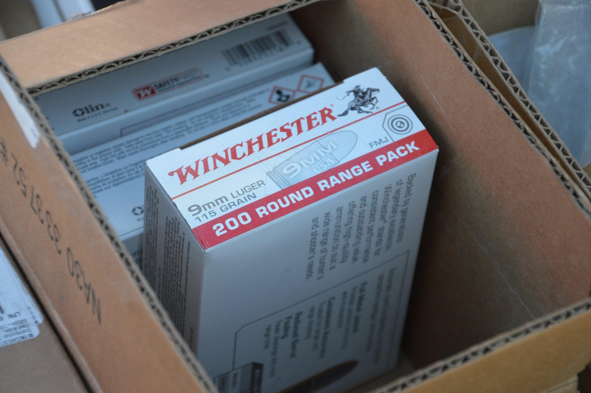 Range pack, you say? (Photo: Chris Eger/Guns.com)