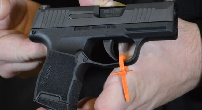 More on the new Sig Sauer P365 micro-compact 9mm (VIDEO)