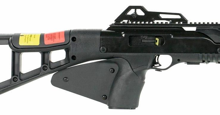 Hi-Point promises 'featureless' stock model carbines for California