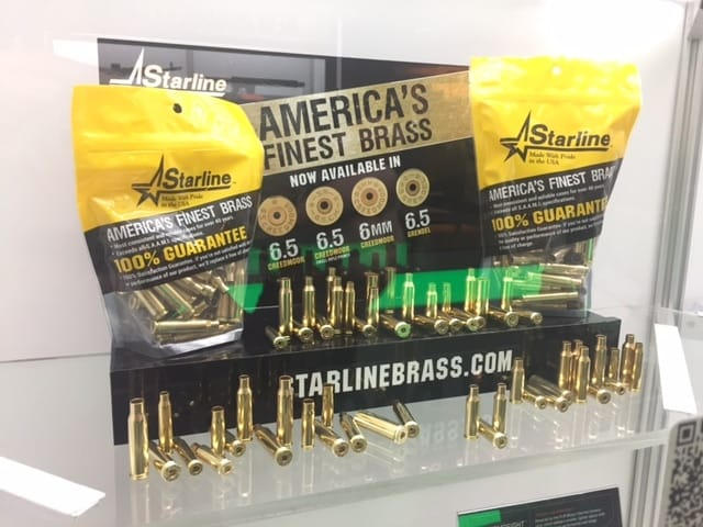 Starline Brass, a favorite for many handloaders, has added some of the hottest calibers. (Photo: Kristin Alberts/Guns.com)