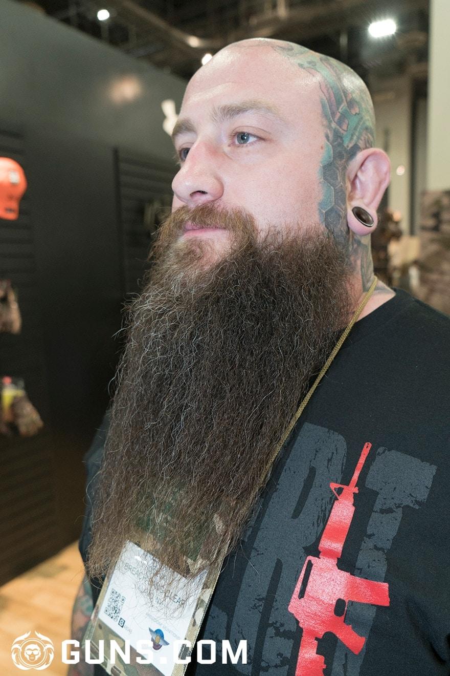 Josh Watson. (Photo: Ben Philippi/Guns.com)