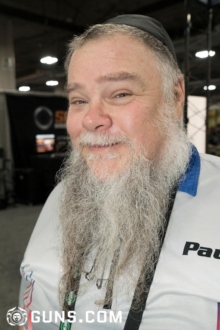 Paul Helinski. (Photo: Ben Philippi/Guns.com)
