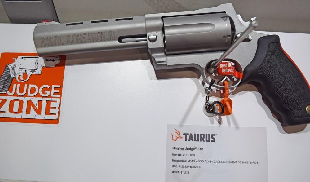 Taurus introduces new 'TH' series pistols, Rossi rifles at SHOT