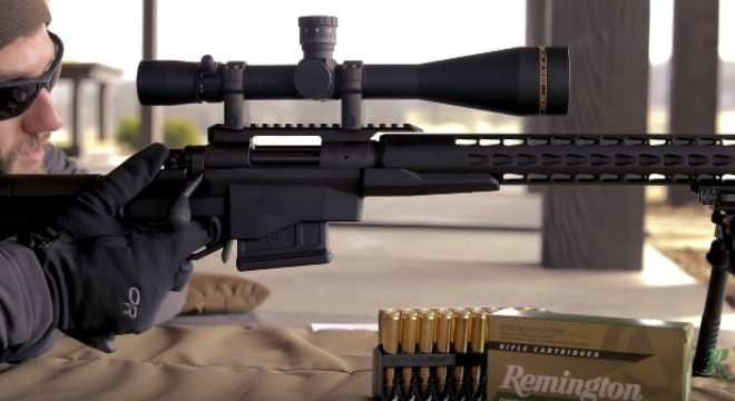 Remington launches sub-MOA Model 700 PCR Precision Chassis Rifle