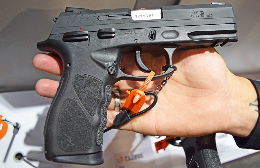 Taurus introduces new 'TH' series pistols, Rossi rifles at SHOT