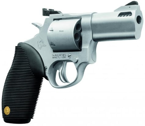 The new Taurus 692 revolver is configured to shoot .38 Special/.357 Mag. and 9mm. (Photo: Taurus USA)