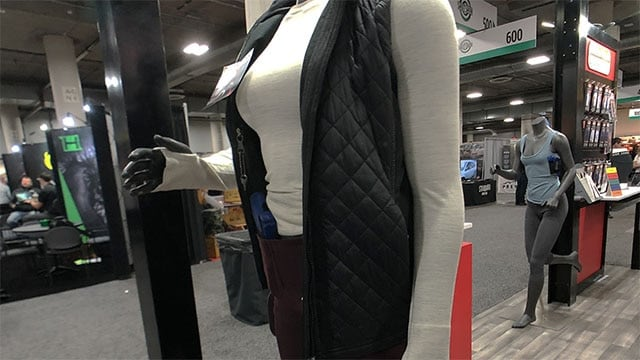 UnderTech UnderCover offers a variety of concealed carry clothing (Photo: Jacki Billings)