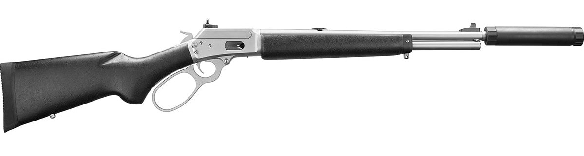 Marlin 1894 cst on white background