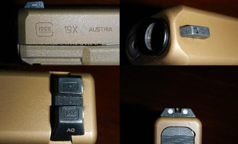 G19x Sights