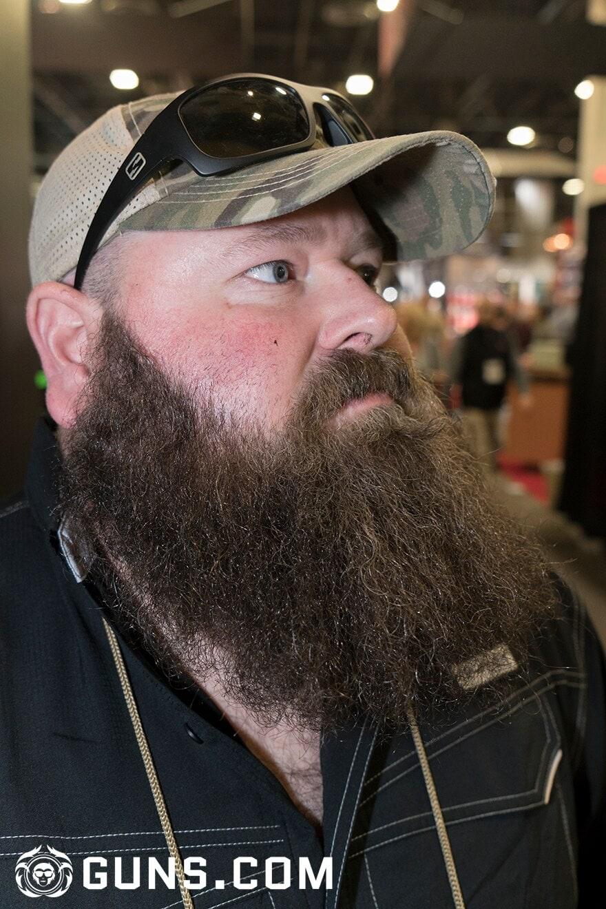 Jeremiah Forsyth. (Photo: Ben Philippi/Guns.com)