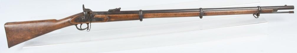 1853 British Enfield .577 3 band rifle. (Photo: Milestone Auctions)