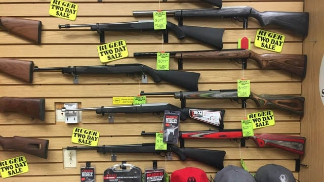 The NSSF warned gun dealers about potential legal ramifications for banning rifle sales to customers under 21. (Photo: Ruger/Facebook)