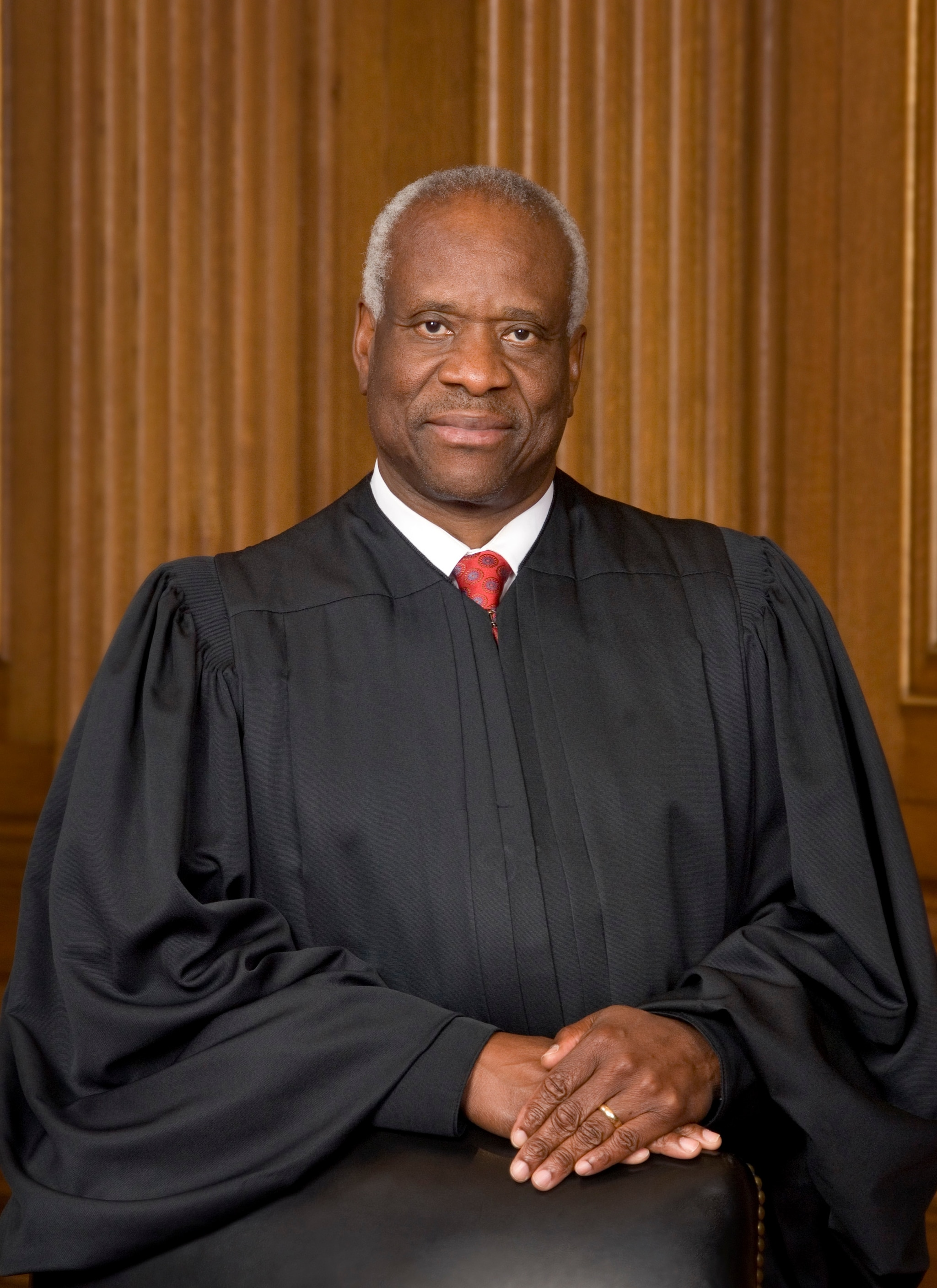 Clarence Thomas (Photo: SCOUTS)
