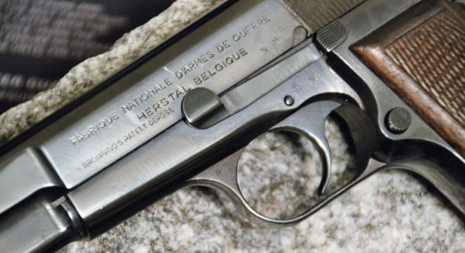 Iconic Browning Hi-Power ends production after more than 80 years...
