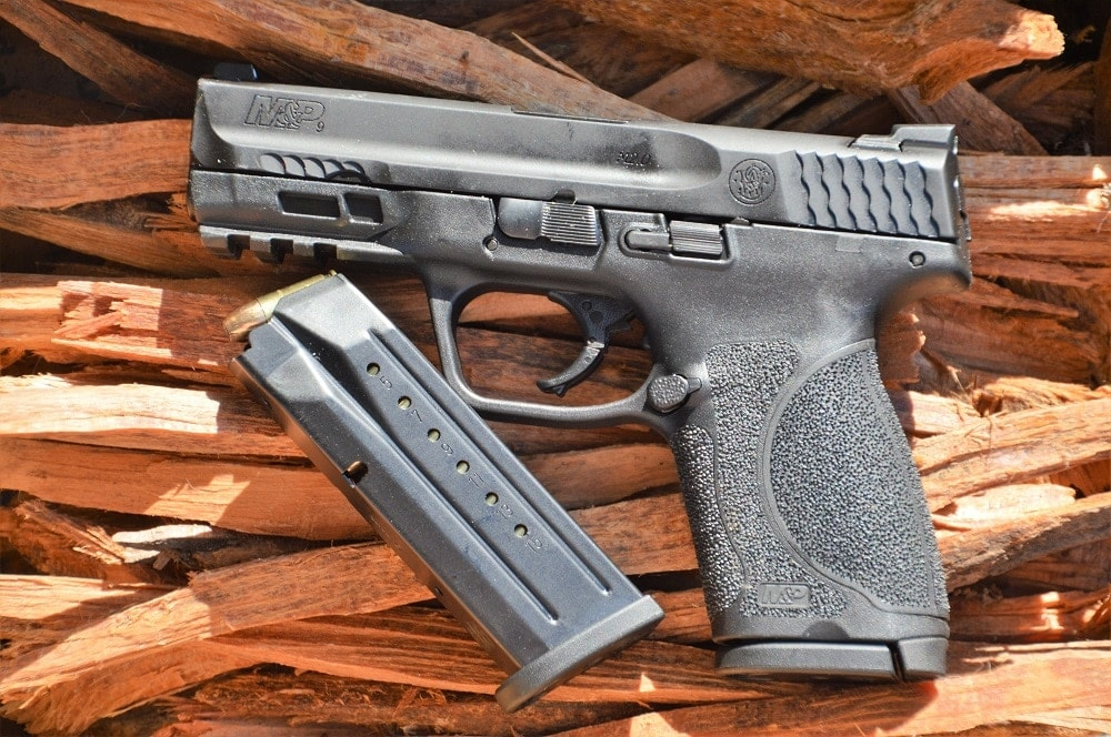 The S&W M&P M2.0 Compact pistol has a lot to offer for an MSRP of $569. (Photos: Chris Eger/Guns.com)