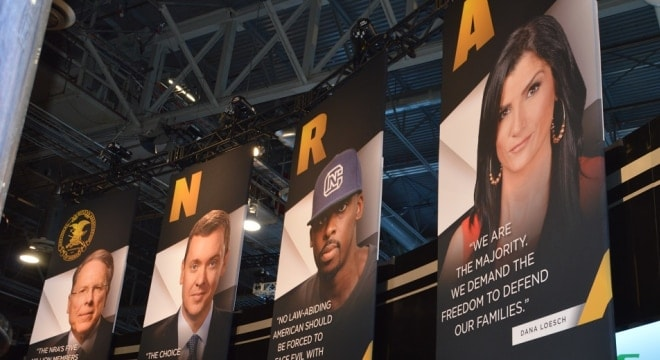 Last year's NRA Annual Meetings and Exhibits in Atlanta drew over 81,000 and netted the city millions in economic impact. (Photo: Chris Eger/Guns.com)