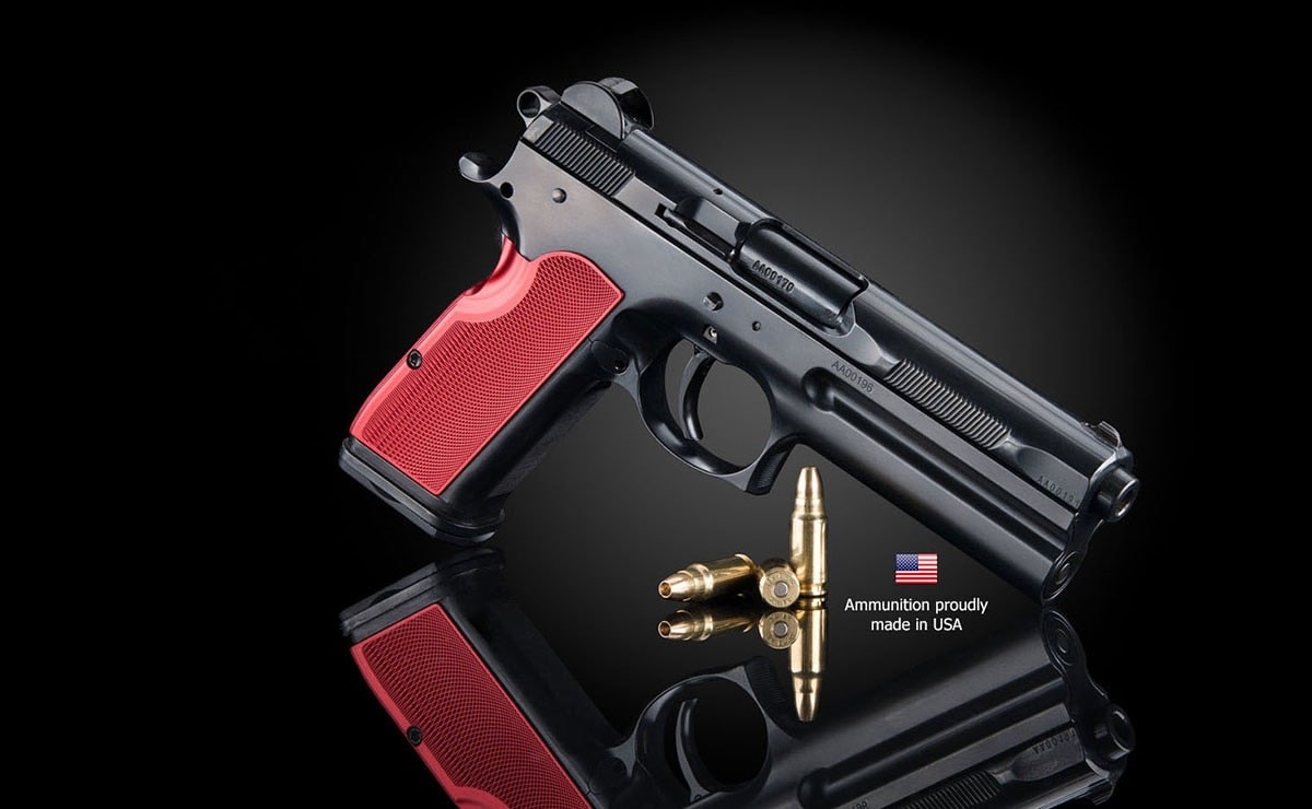 Now with American ammo