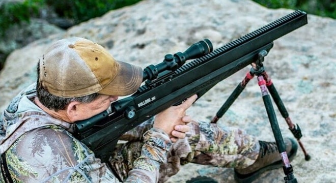 Florida is moving forward with a plan to allow hunting with big bore PCP air guns, such as the .357-caliber Benjamin Bulldog shown here. (Photo: Crosman)