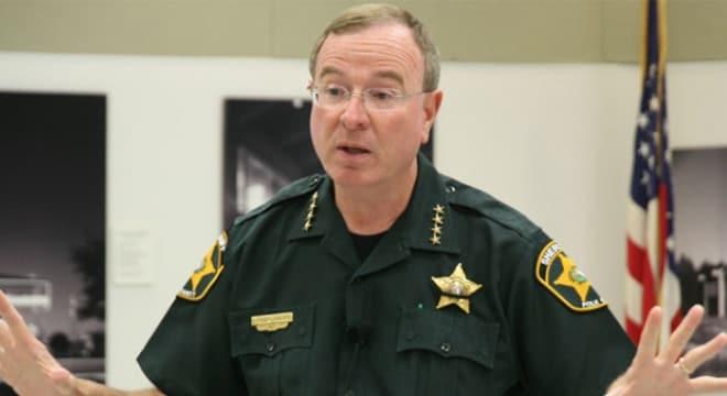 Polk County Sheriff Grady Judd (Photo: Polk State College)