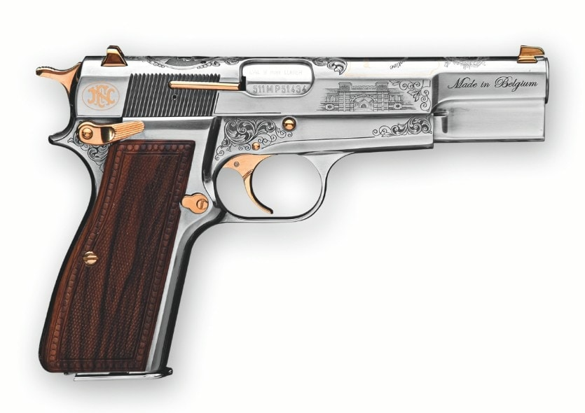 A Custom Shop Browning (Photo: Browning)