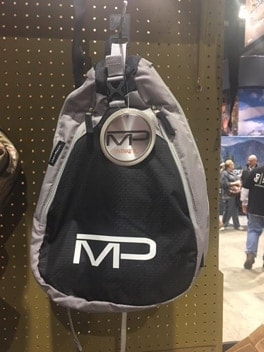 The Spitfire, a unisex design created by Man-PACK after women expressed an interest in using the concealed carry bags, too. (Photo: Christen Smith/Guns.com)