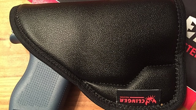Gear review: The Comfort Cling IWB holster by Clinger Holsters