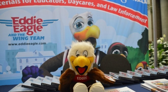 According to the NRA, the Eddie Eagle program started in 1988 and has taught over 29 million youth the basics of firearm accident prevention (Photo: Chris Eger/Guns.com)