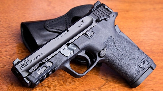 Smith & Wesson launches M&P380 Shield...