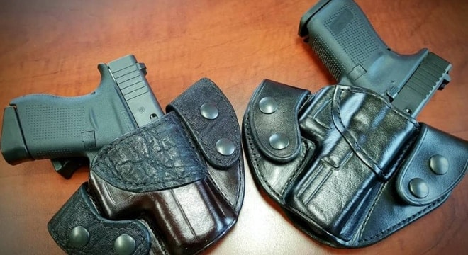 A New Jersey man denied a concealed carry permit by both local police and state courts is taking the matter to federal court. (Photo: https://www.miltsparks.com/ Milt Sparks Holsters)