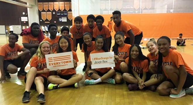 The organization, formed first as Mayors Against Illegal Guns in 2007, morphed into Everytown in 2013 and has a new youth organization announced last week (Photo: Everytown)