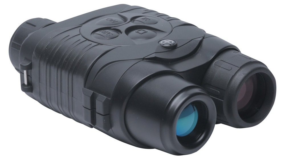 The Signal DNV Monocular introduces night and day capabilities. (Photo: Sightmark)