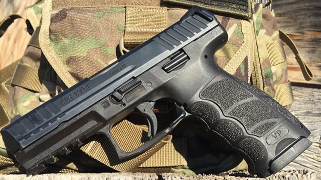 The VP9 retains high rank in my range gun rotation after three years. (Photo: Team HB)