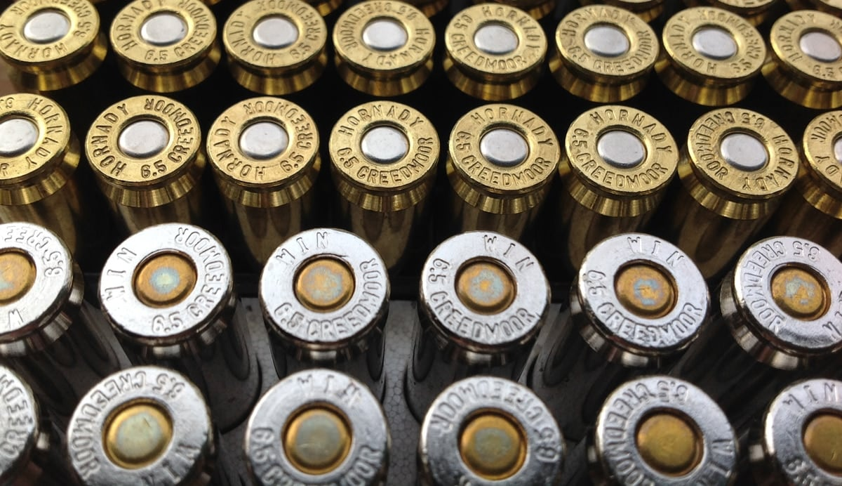 The 6.5 Creedmoor cartridge may be a long range target round, but it's also a formidable hunting caliber with the correct ammo. (Photo: Kristin Alberts/Guns.com)