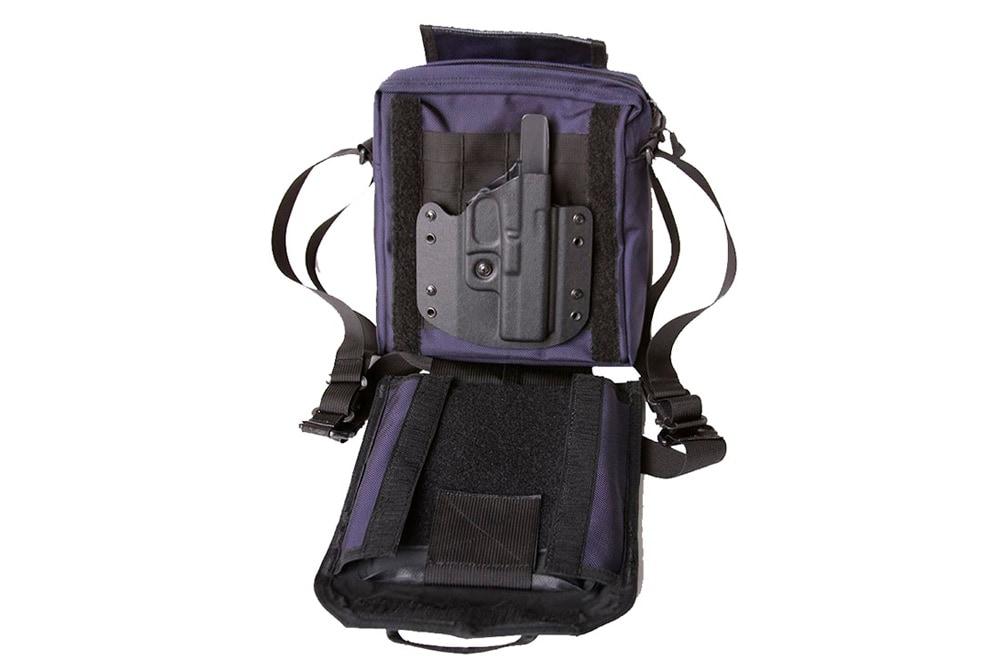The Ballistic Off-Body Bag, aka BOBB.