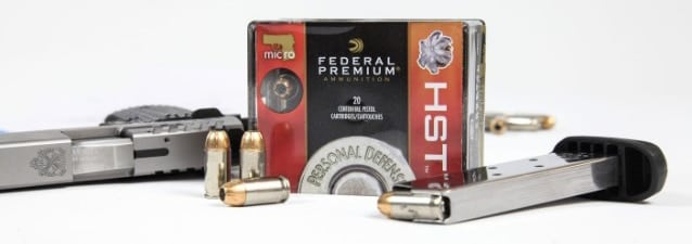 The EDC package comes with Federal Premium .380 ammo. (Photo: Gunbroker.com)