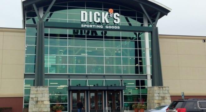 A Dicks sporting goods store. (Photo: northwestern.edu)