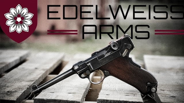 (Photo and logo: Edelweiss Arms, Graphic: Jacki Billings)
