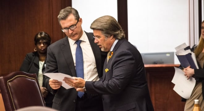 Lawmakers in the Florida Senate have hammered out a proposal, broad in scope, that tightens the states gun laws in a number of ways. The bill was rushed from introduction to passage in 13 days. (Photo: FL Senate)