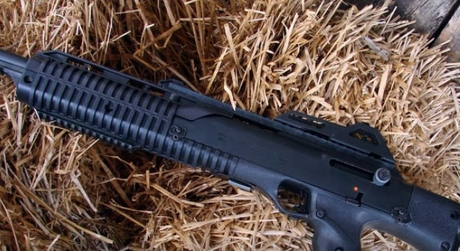 Going hands-on with the new Hi-Point 1095TS 10mm carbine (VIDEO)