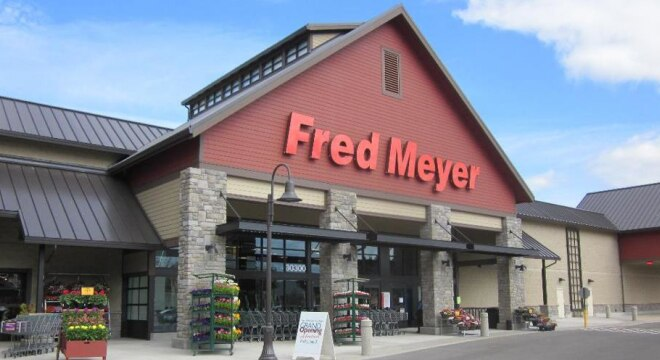 Fred Meyer has gun departments at 45 of its 132 stores Alaska, Idaho, Oregon and Washington, a number currently set to zero out. (Photo: Fred Meyer)