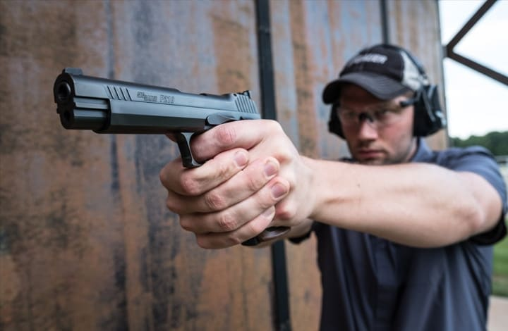 Sig Sauer announces new U.S.-made P210 Target is shipping (VIDEO) 4