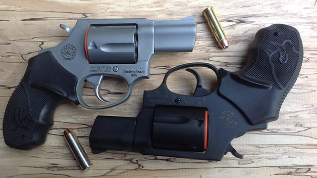 In the market for a reasonable  357 magnum revolver? Taurus