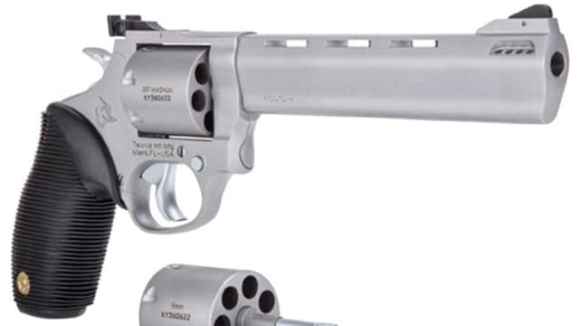 In the market for a reasonable  357 magnum revolver? Taurus four ways