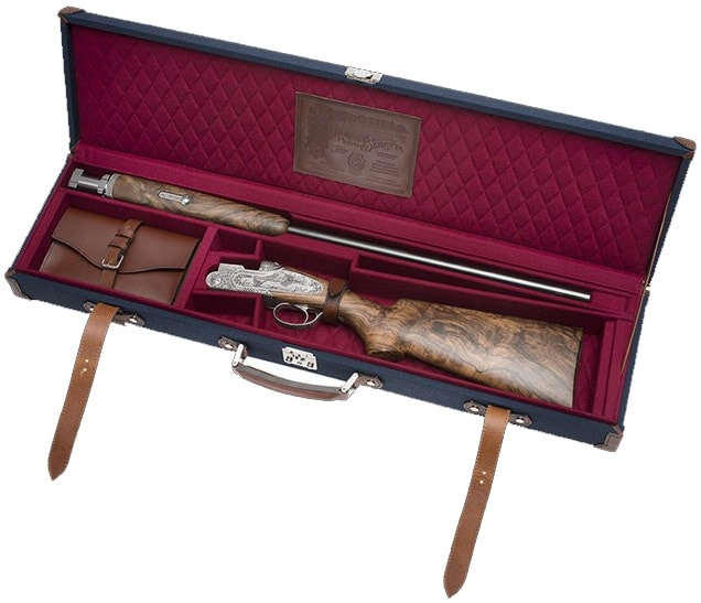 In addition to the SL3, shooters get a dedicated case — the first Beretta has offered with a shotgun. (Photo: Beretta)