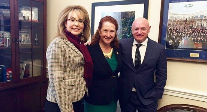 Connecticut Democrat Elizabeth Esty's proposal to expand handgun licensing programs has the early backing of numerous gun control groups. (Photo: Esty's office)