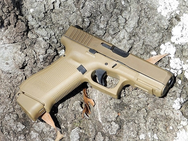 Gun Review: A review of Glock's coyote crossover commando: The G19X