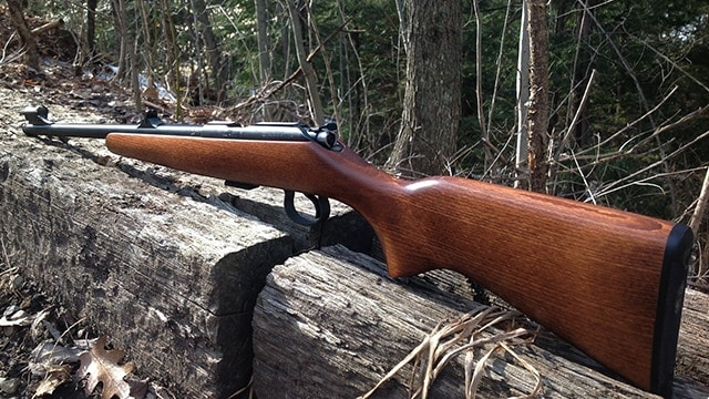 Gun Review: CZ's 455 Scout appeals to youth, adults alike