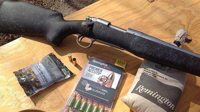 remington uml rifle